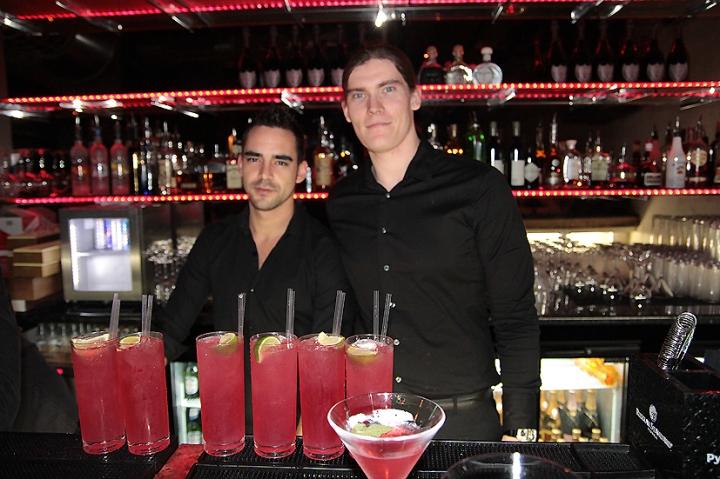 Bar Magicians at Beat Club