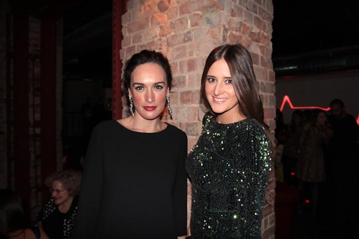 Silvia Shöne and Susana Cámpora