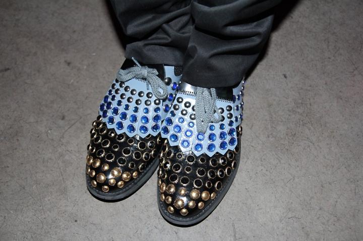 Markus Prada shoes