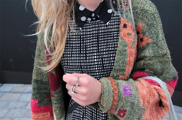 Grace textile detail