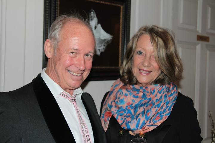 Chris and Ulli von Bennigsen