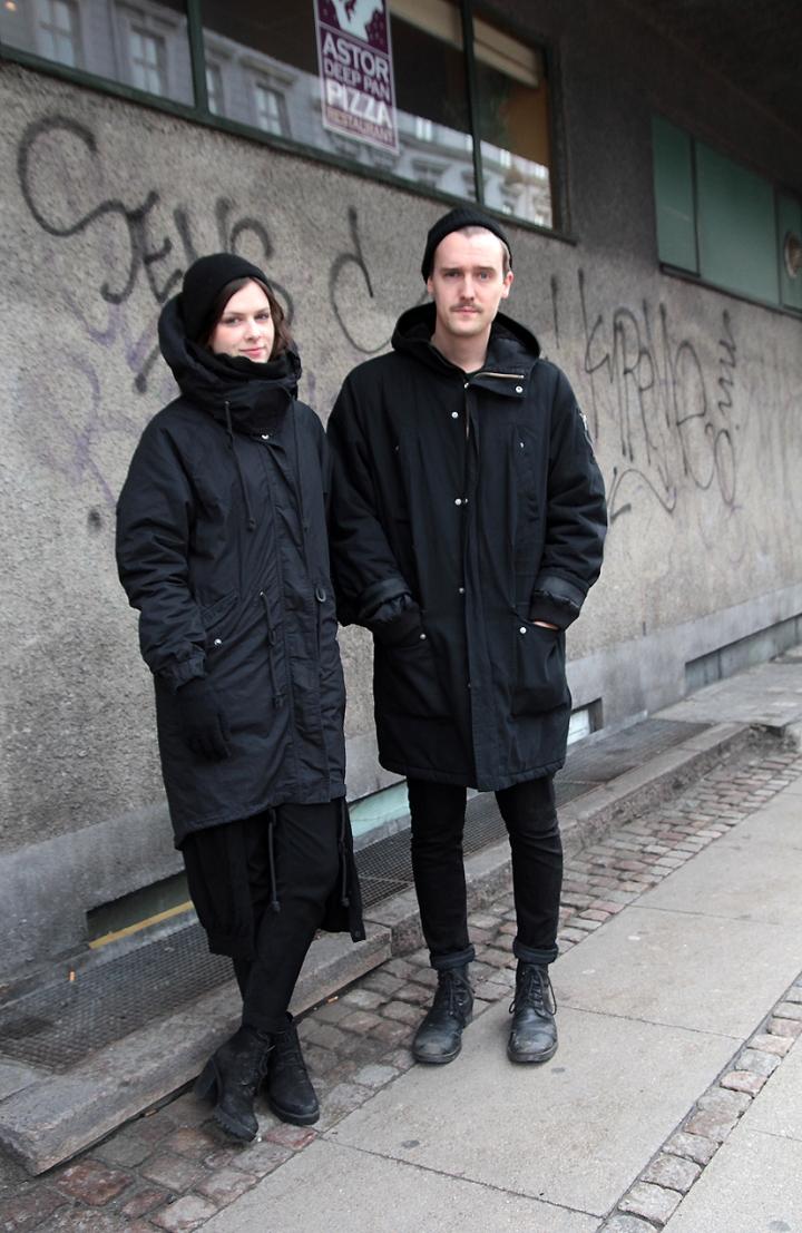 Felicia and Markus