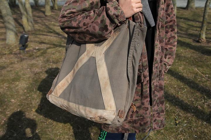 IMG_9705 Kaja's vintage army bags