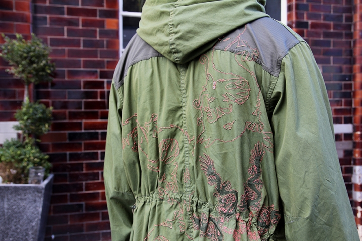IMG_8759 Maharishi embroidered parka