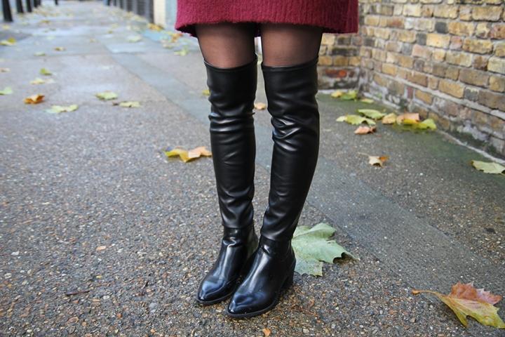 IMG_9042 kneehigh Zara boots