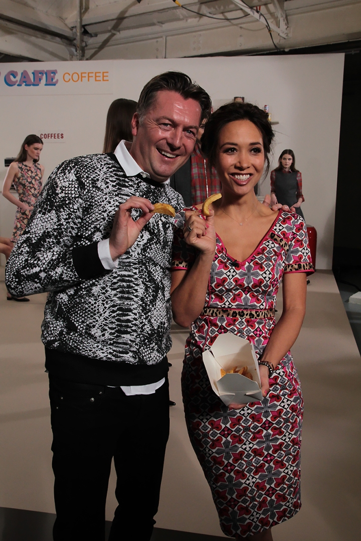 IMG_1469 Markus Lupfer and Myleene Klass s