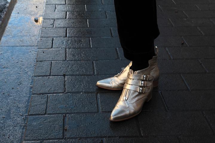 IMG_1452 Golden cowboy boots