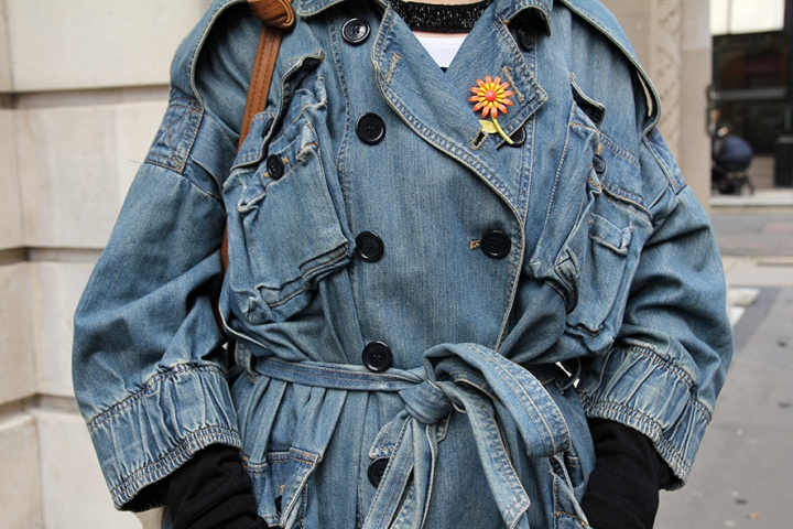 IMG_3448 Vintage denim trench