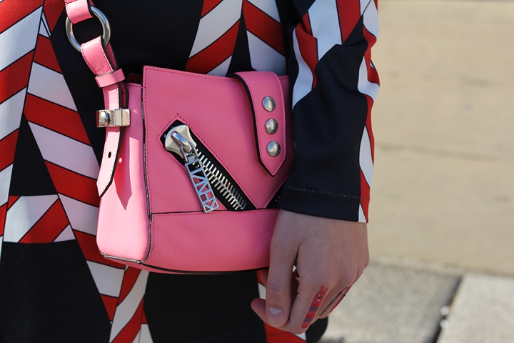 IMG_9440 Pink Kenzo 'Kalifornia' shoulder bag