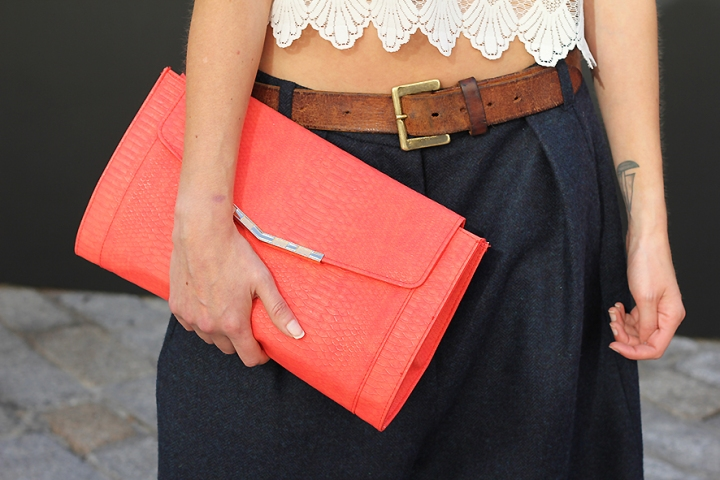 IMG_9522 Red snakeskin clutch s