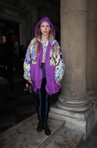 Marie, London Fashion Week