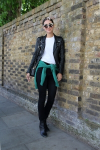 Lara, London Fashion Week