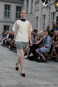 Vladimir Karaleev SS15, Berlin Fashion Week