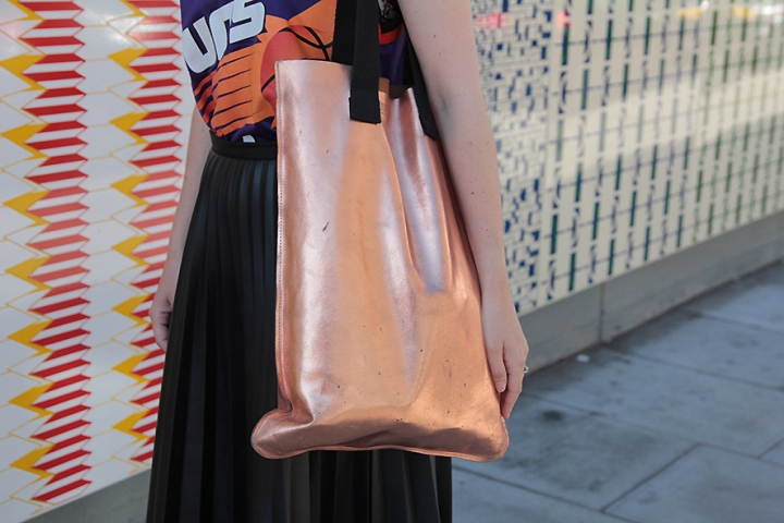 IMG_2632 Copper metallic tote s
