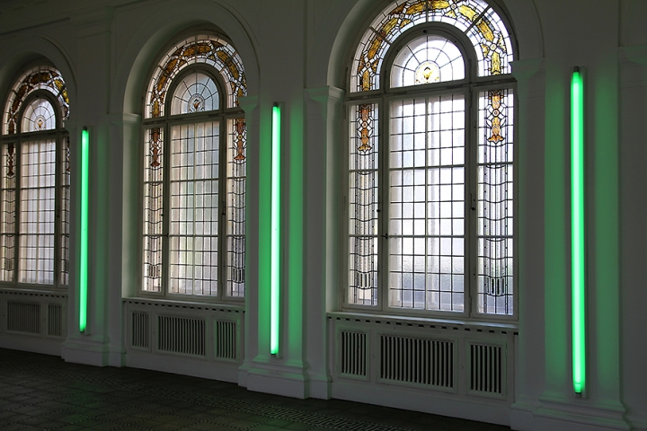 IMG_4424 Dan Flavin at Hamburger Bahnhof Berlin s
