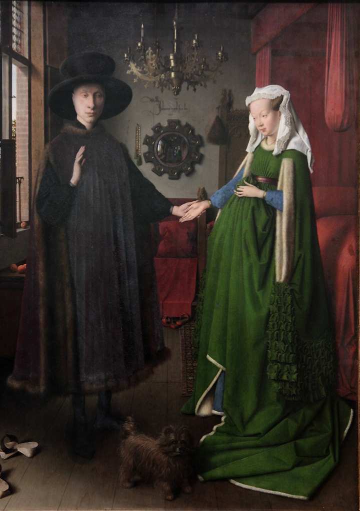 IMG_8506s National Gallery, Jan van Eyck