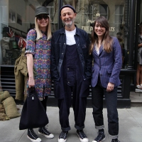 Nigel Cabourn Presentation...Henrietta Street, London