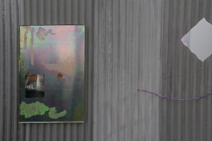 Hayley Tompkins, Lookalike, 2016 Frieze Art Fair © Anne Bernecker