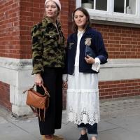 Best Friends...Storey's Gate, London