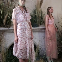 Markus Lupfer SS19 Presentation, Somerset House, London